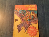 Luceafarul Copiilor 1982 Banda desenata