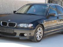 Bmw E46 320d - an 2002, 2.0 d (Diesel)
