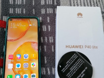Huawei P 40 Lite, 6 gb ram, 128 gb memorie interna. Nou.