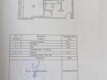 Apartament 2 cam dec(50mp)-bloc 2019-zona Inel 2