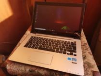 Laptop ultrabook Asus S300C display touch screen i3 gen 3