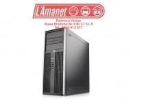 PC HP Elite 8200 i5-2320 3Ghz 4GB DDR3 80GB HDD Geforce 210