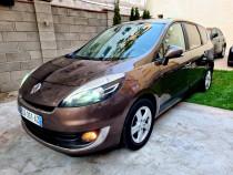 Renault Grand Scenic 2013,1.6 dci,130 cp,Euro 5,navigatie.