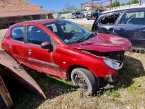 Peugeot 206 1.4hdi - pentru dezmembrat