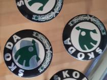 Emblema volan 56 mm pentru Skoda Octavia 1