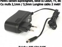 Alimentator 12V 1,67A sursa banda Led,TV,camera supraveghere