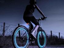 Set 2 LEDURI pentru lumini capac ventil la roti de bicicleta