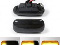 Lampi LED semnalizare dinamica compatibila Audi A3, A4, A6