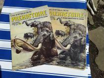 Reviste les animaux de la Prehistoire