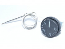 Termostat cuptor/friptoza 50 - 190˚c cu sonda inox 900mm