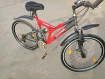 Bicicleta copii și adulți MTB