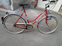 Bicicleta dama doamna sau domnișoară