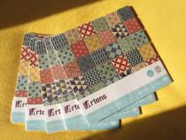 Decor - Mozaic din piatra naturala - travertin in culori ves