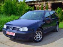 Volkswagen golf 4 1,9 tdi-alh