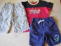 Lot hainute de vara pentru baietel de 4 - 5 ani