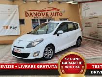 Renault Scenic Revizie + Livrare GRATUITE, Garantie 12 Luni