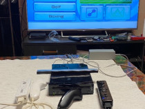 Consola Nintendo Wii+2Controller+Wii Sports-Complet-Germania