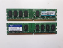 Memorii de 2 Gb DDR2 pentru PC frecventa 800 Mhz