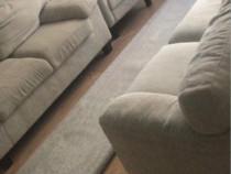 Set canapele 3, 2, 1 cu huse detasabile
