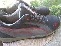 Pantofi protectie noi Puma mar 46, UK 11 (30 cm)