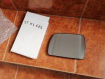 Sticla/geam oglinda stanga Bmw X3 E83 an 2003-2011
