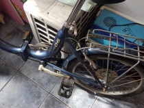 Bicicleta dhs pliabila cu viteze