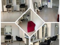 Inchiriez posturi coafura/frizerie zona Clinica Somesan