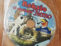 CD Reksio si capitanul Nemo