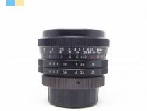 Obiectiv Aico Wide-Angle 35mm f/2.8 montura M42