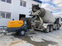 Servicii Pompa de beton stationara