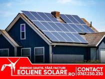 PANOURI SOLARE -panou solar- Instalatie si sistem complet