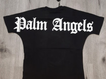 Tricouri palm angels negru unisex