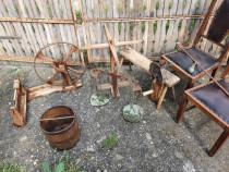 Obiecte vechi...Restaurare