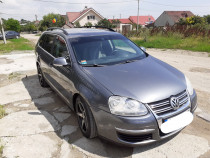 Volkswagen golf break an 2009 full diesel