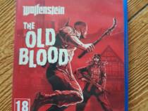 Wolfenstein Old Blood ps4