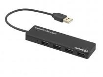 Hub USB 2.0 4xUSB Basic Tellur