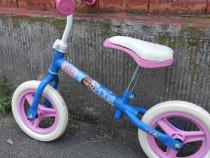 Bicicleta fara pedale.
