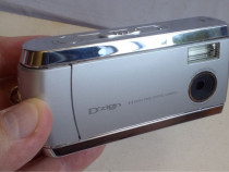 Aparat foto digital D'zign DZ-338, funcțional, bine păstrat