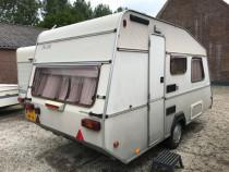 Rulota-caravana Kip,import Olanda.