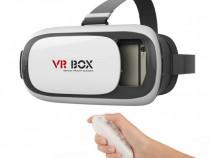 Ochelari virtuali 3D L-396, VR Box, Cu telecomanda