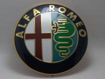 Alfa romeo - set 2 embleme auto