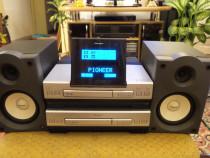 Linie Pioneer XC-L5 + CT-L5 + boxe + telecomanda / 2 x 30W