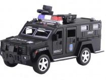 Pusculita Electronica, Masina de politie, Cu PIN, Negru C528