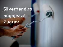 Silverhand angajează Zugrav pentru Amsterdam, Olanda