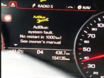 AdBlue Audi VW Skoda Seat