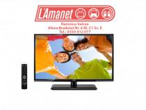 """TV Led 32"""" Logik L32HE13 80cm HD USB Player HDMI VGA Scart"""