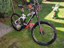 E-MTB fully e-bike Haibike x-duro Allmtn 6.0 - bicicleta
