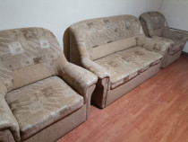 Canapea si fotolii extensibile