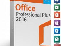 Licenta Windows 10 + Licenta Office 2016 , OFFICE 2019