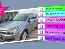 Opel astra /rate fixe/ garantie 12 luni /livrare gratuita.